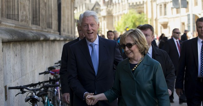 For Hillary Clinton, a re-airing of past episodes