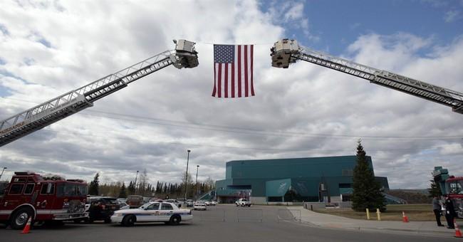 Slain Alaska troopers remembered in memorial