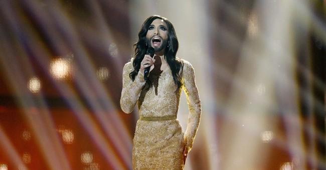 Eurovision-winning drag queen returns in triumph