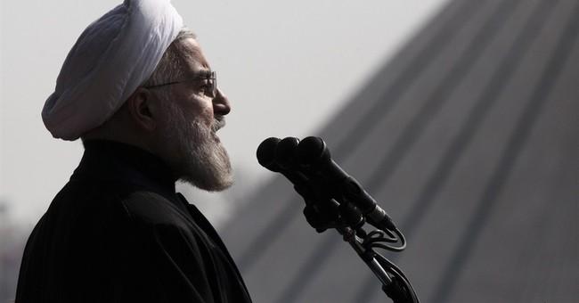 """Iran president says Tehran """"transparent"""" in talks"""