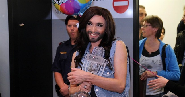 Official: Wurst win good for European gay rights