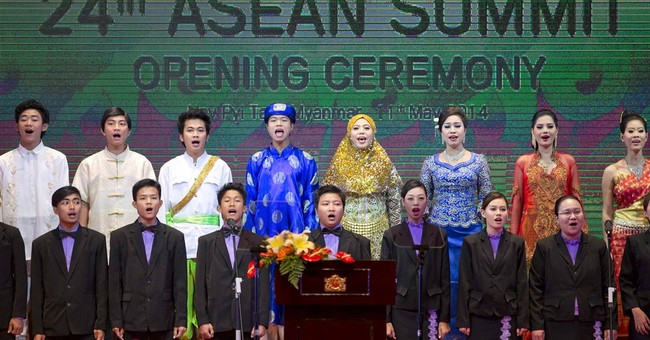 China tensions top Southeast Asian summit talks