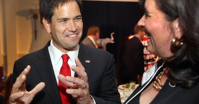2016 campaign checklist: Rubio