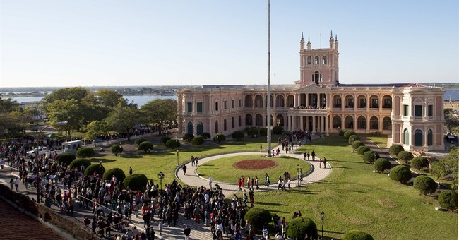 Paraguay's president palace bugged _ by termites