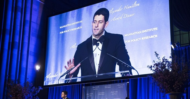 Bush, Ryan focus on poverty while courting donors