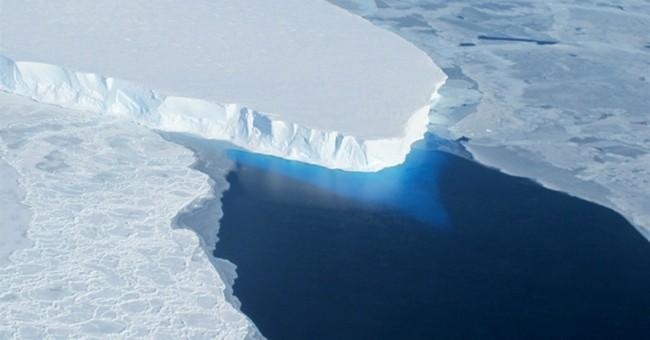 NASA spots worrisome Antarctic ice sheet melt