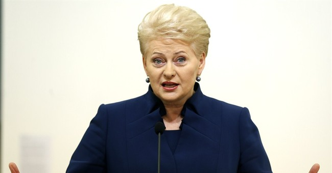Lithuanian presidential election into 2nd round