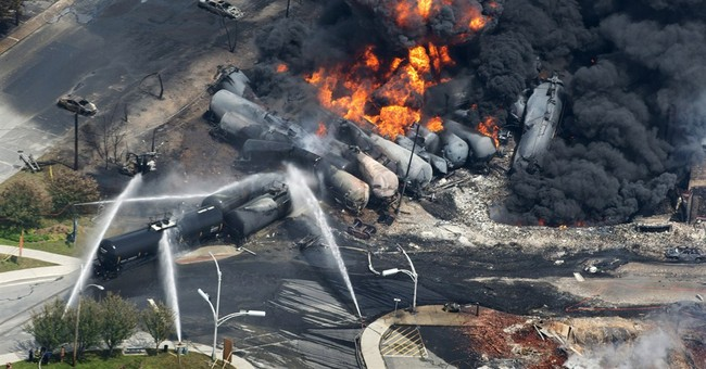 Men charged in Quebec railway disaster in court