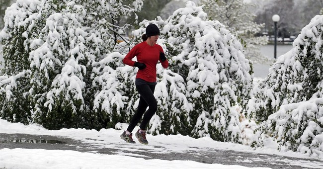 Snow in Rockies but Western drought continues