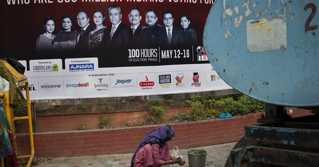 Indians vote in final phase of national elections