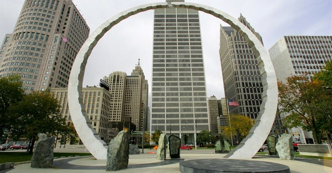 Critical pension deal put before Detroit employees