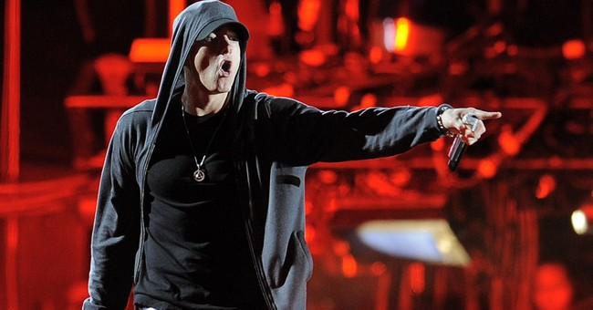 Eminem releases new video on Mother's Day