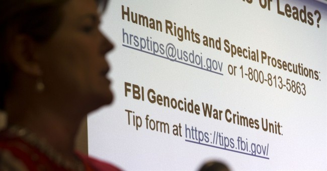 US encouraging refugees to help human rights cases