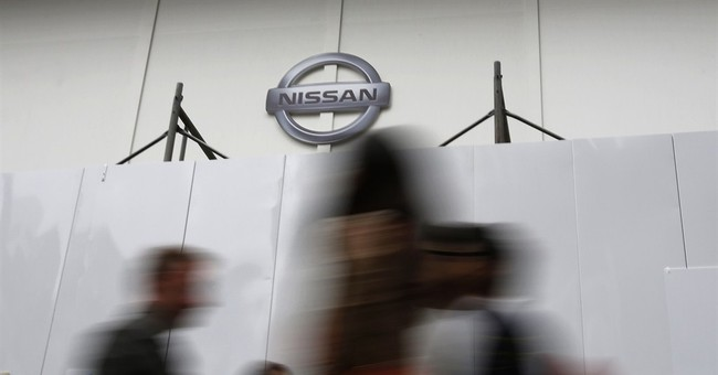 Nissan profit rises as sales outpace industry