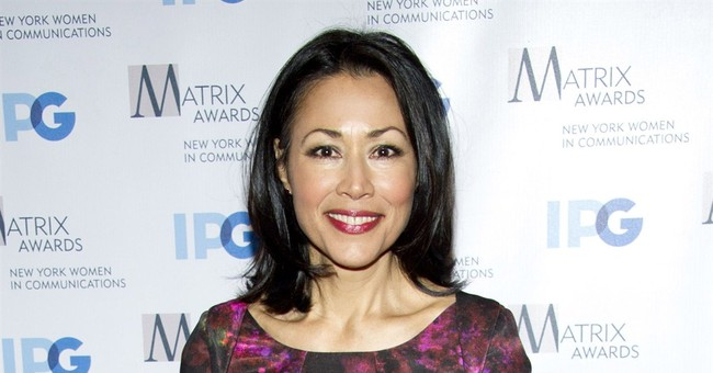 NBC's Ann Curry aided by NJ Boy Scout troop