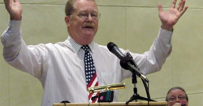 Kansas board upholds senator's re-election filing