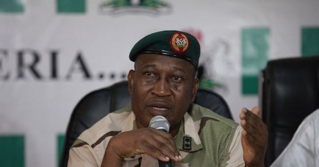 Boko Haram demands release of fighters for girls