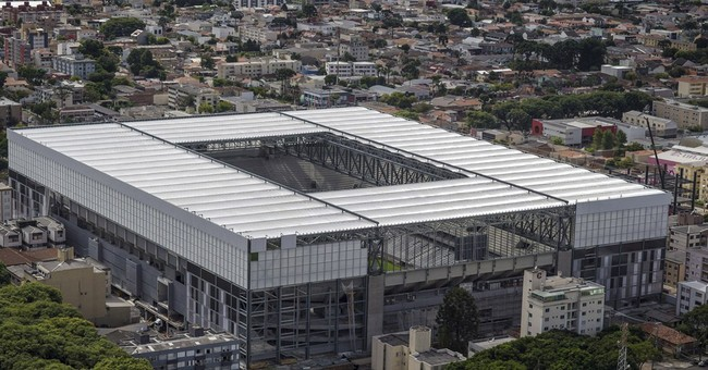 With Cup a month away, a lot to be done in Brazil
