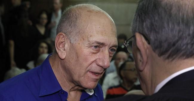 A look at Ehud Olmert's political career