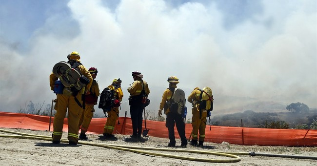 All 20,000 evacuation orders off in San Diego fire