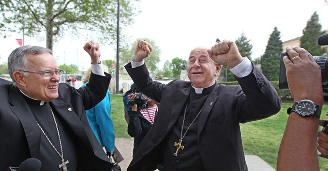 Vatican officials tour Philly ahead of conference