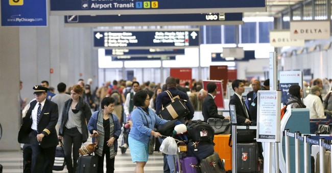 Chicago airports returning to normal after halt