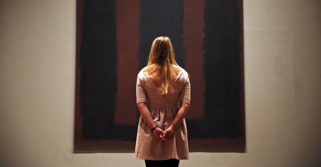 Tate Modern puts defaced Rothko back on display