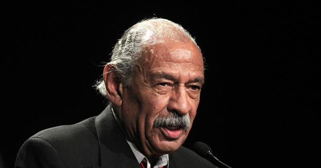 US Rep. Conyers joins suit to get back on ballot