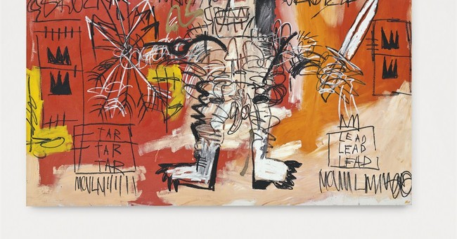 Warhol works total more than $100M at auction