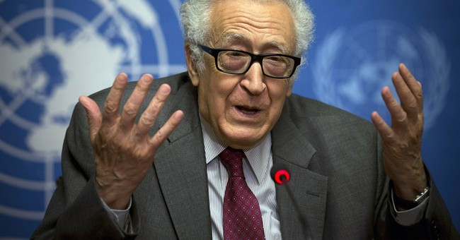 Brahimi resigning as UN-Arab League envoy to Syria