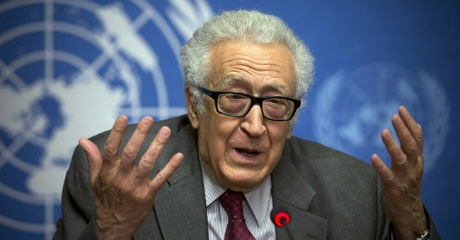 Brahimi resigning as UN-Arab League envoy to Syria