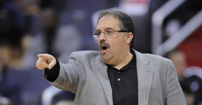 Pistons hire Stan Van Gundy as coach, president