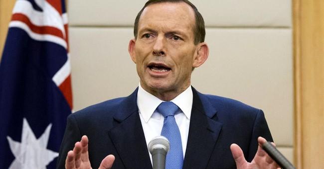 Australia aims to nearly halve budget deficit