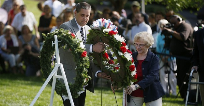 Arlington marks 150th anniversary of first burial