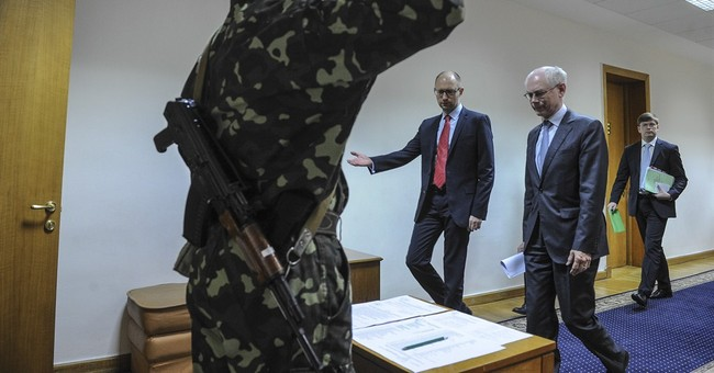 6 soldiers killed in Ukraine; Germany pushes peace