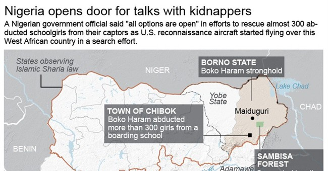 US military drones being used over Nigeria