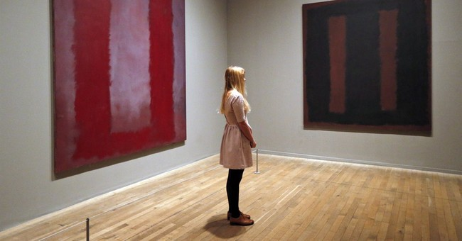 Tate Modern puts defaced Rothko back on display