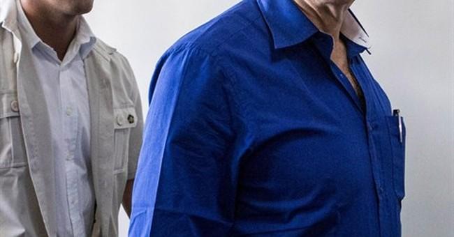 Israel's Olmert gets 6-year sentence in bribe case