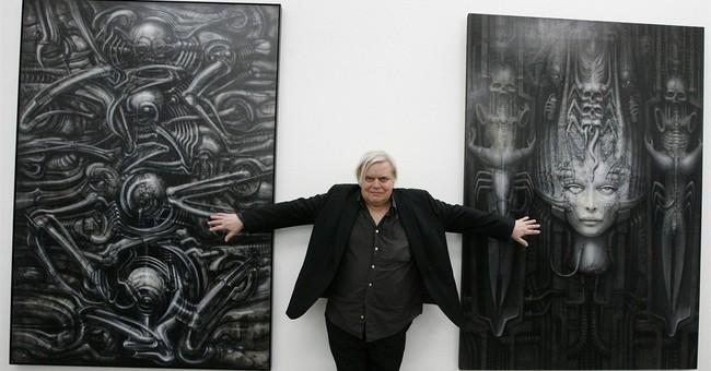 'Alien' artist H.R. Giger dies at 74