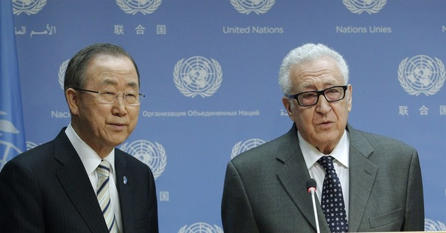 Syrian official welcomes UN mediator's resignation