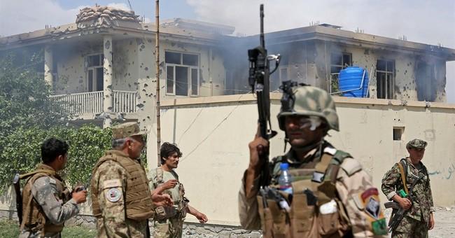 Attacks across Afghanistan kill at least 5 people