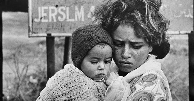 UN photo archive tells story of Palestinian exodus
