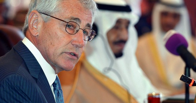 Hagel: Iran deal won't weaken Gulf security