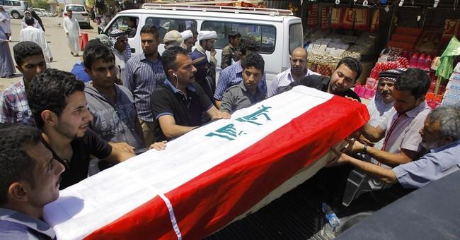 Officials say attacks kill 13 people in Iraq