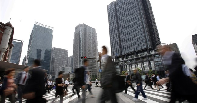 Japan growth boosted by pre-tax hike spending rush