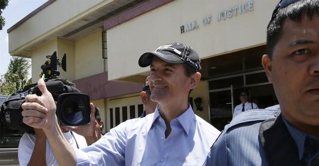 Italian diplomat denies child abuse in Philippines