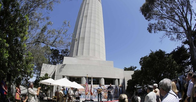 San Francisco's landmark Coit Tower reopens