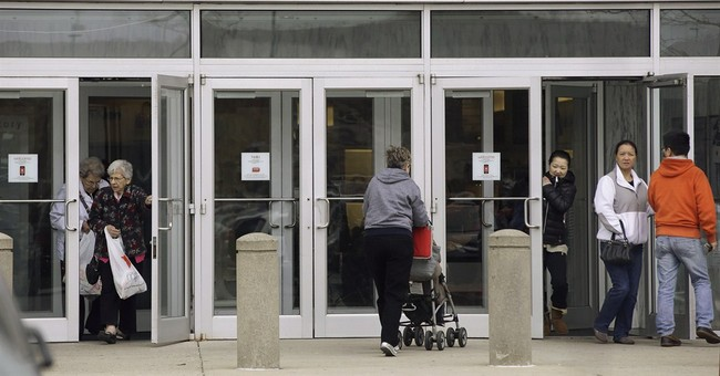 April sales surge bolsters Macy's optimism
