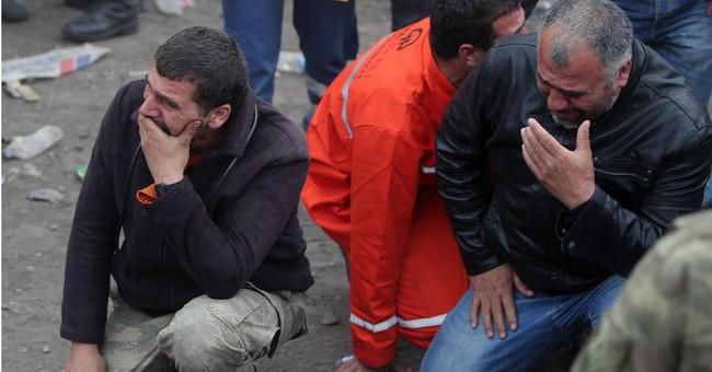 274 dead in Turkey's worst-ever mine disaster