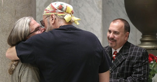 Judge strikes all Arkansas bans on gay marriage